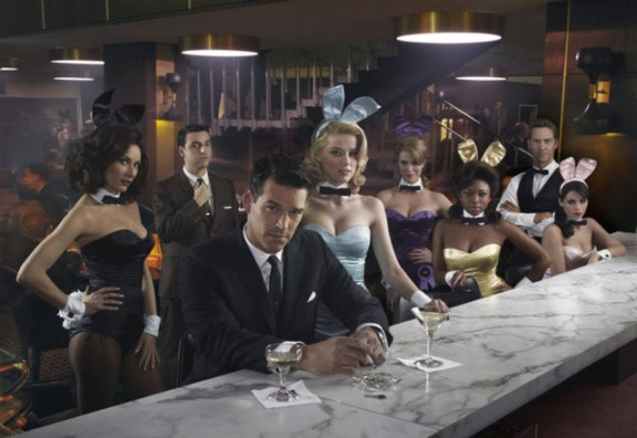 Cast of 'Playboy Club' on NBC