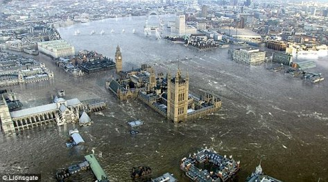 Lovelock alarmism flood