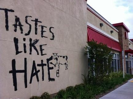 CFA hate Torrance California
