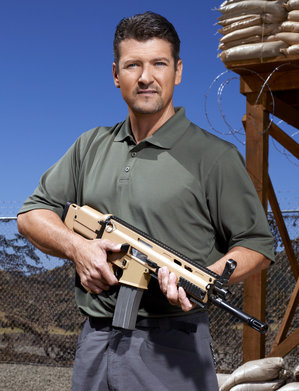 Todd Palin Stars Earn Stripes
