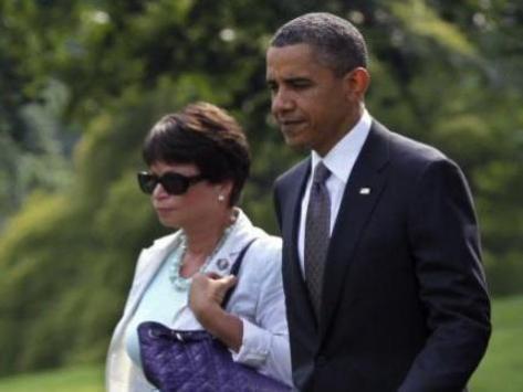 Jarrett and Obama