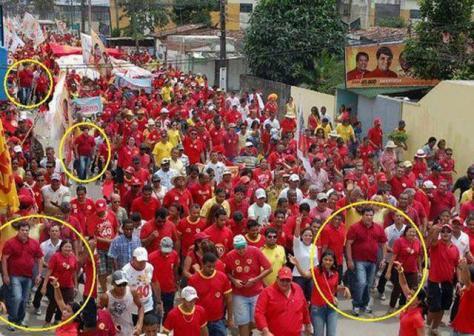 CNN Doctored Photo Chavez