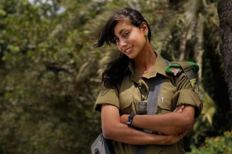 Elinor Joseph IDF