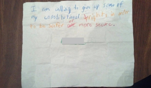 School lesson willing to give up const rights paper-620x362.jpeg