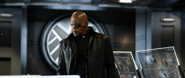 Nick Fury of SHIELD