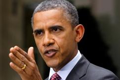 Obama pointing