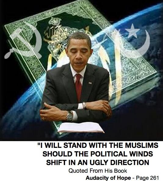 obama stand with muslims lie