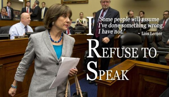 IRS Chief Counsel Lois Lerner