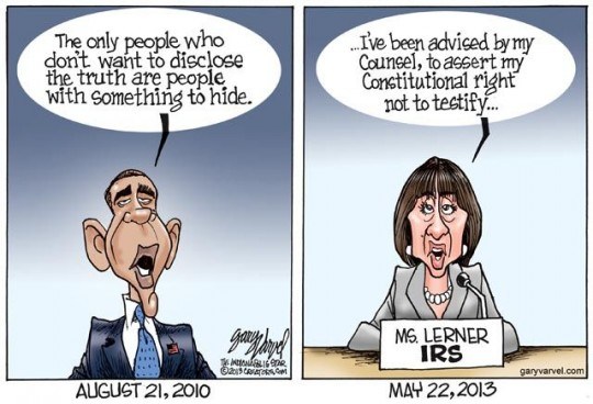 obama vs lios lerner nothing to hide cartoon