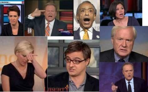 liberal media reaction 2014