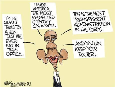 obama lies lol