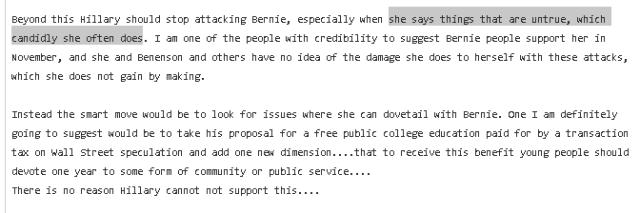 podesta-spence-budowski-hillary-lies-email