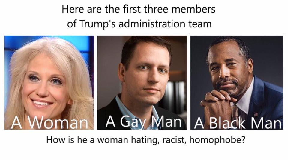 Meet the first three people on Trump's Transition Team ...