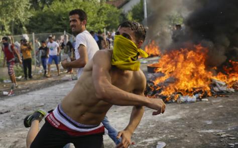 refugees-riot-in-german-immigration-center1