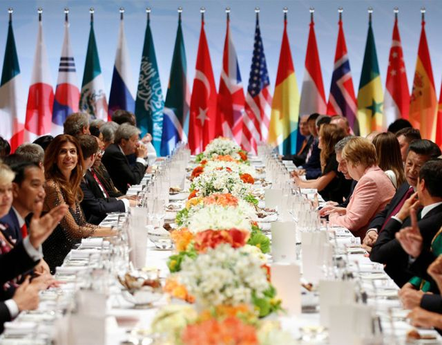 g20 dinner
