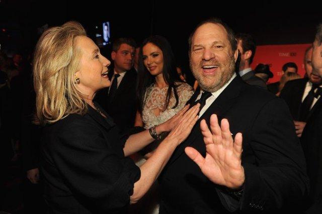 Weinstein Hillary
