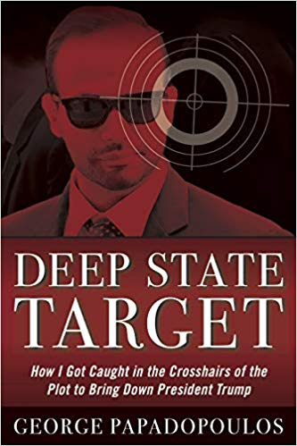 Deep State Target cover