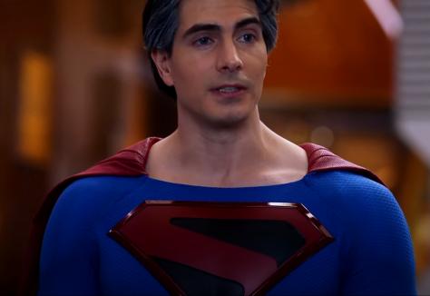 Superman dark S