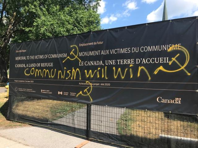 canada victims of communism