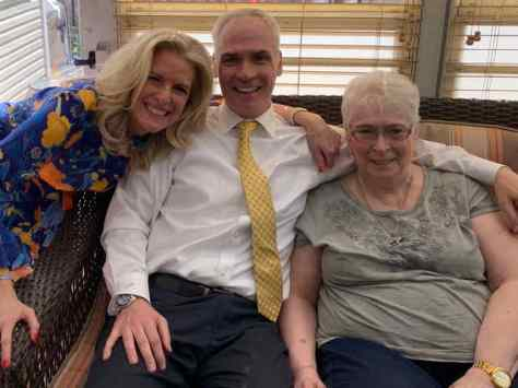 Janice dean with her inlaws covid ny2