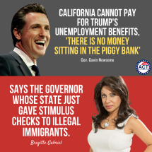 california blew the unemployment cash