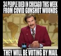 chicago covid shooting vote