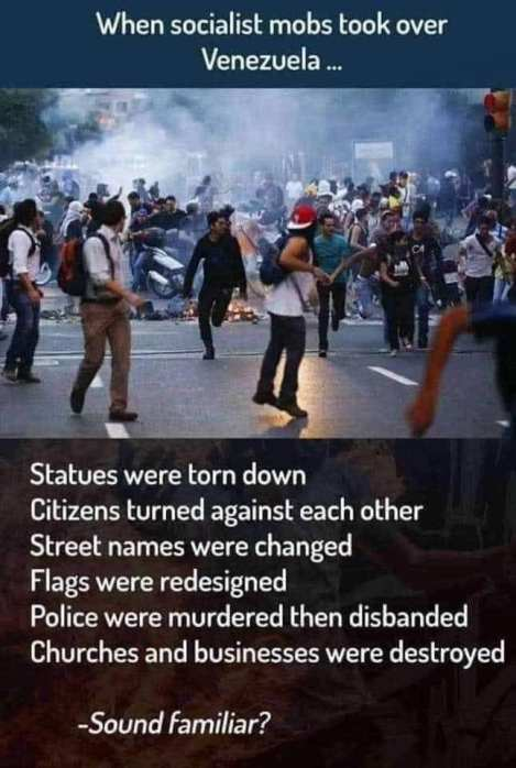 when venezuela went socialist