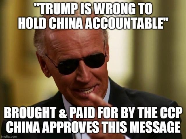 biden CCP sponsored